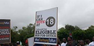 Not-too-young-to-run bill: A challenge to the Nigerian youth