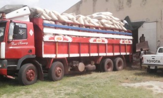 Police: AFEX Nigeria could not prove ownership of maize we took
