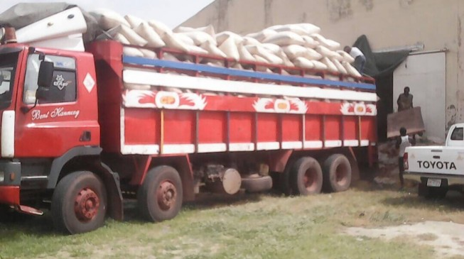 AFEX Nigeria loses maize worth N85m to 'police raid'