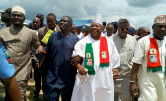 Adeleke defeats Oyetola at polling unit of Osun commissioner