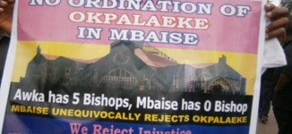 Ahiara crisis: Pope replies recalcitrant Nigerian priests