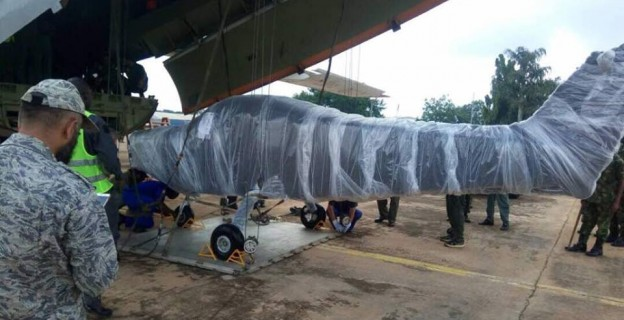 Pakistan donates trainer aircraft to Nigerian air force