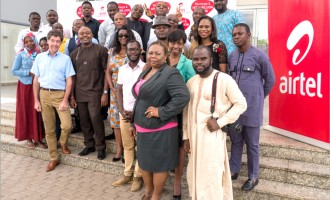Journalists, bloggers to benefit from digital training sponsored by Airtel