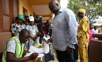 As APC sweeps 57 councils, Ambode warns aggrieved politicians against resorting to self-help