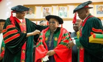 Buhari: I knew about Maitama Sule's poor health