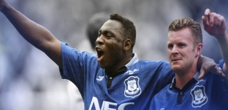 I definitely fancy a return to Everton as coach, says Amokachi