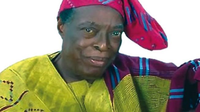 Adebayo Faleti, veteran actor, dies at 86