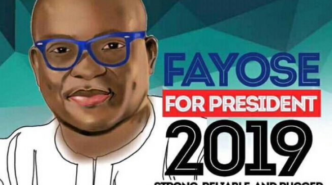 Fayose to declare presidential ambition tomorrow