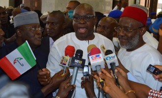 Fayose: I was prepared to burn my PDP membership card at supreme court