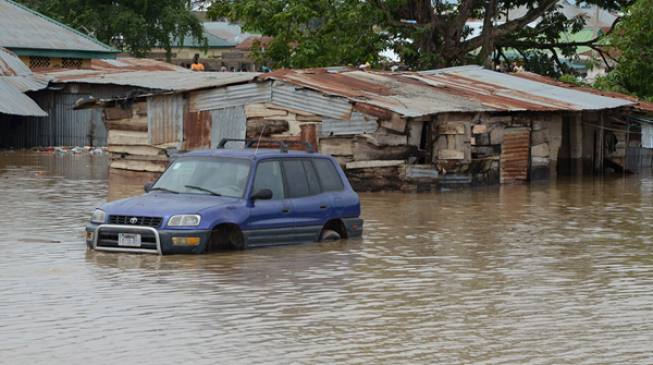 '14 killed' in Suleja flood