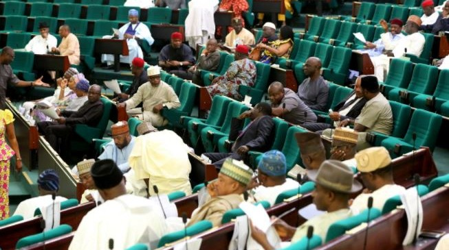 PDP Reps Walk Out Of Plenary Over Member's Defection