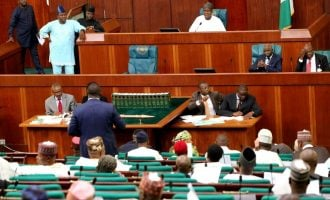 House of reps adjourns but fails to lay 2018 budget as promised