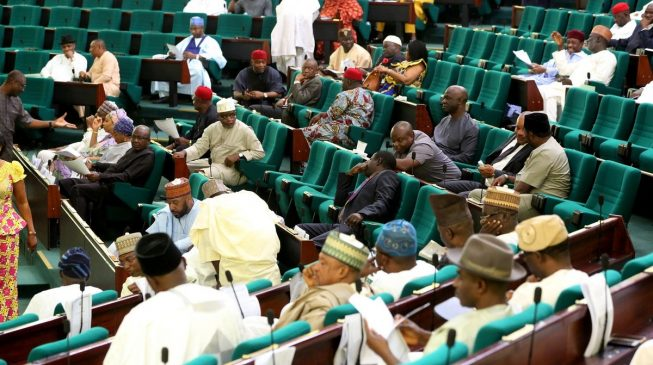 Reps to probe 'loss of N50bn' in tax revenue, illegal mining
