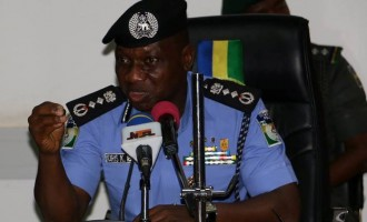 IGP asks court to stop senate from probing him