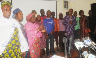 Joy, relief as kidnapped Igbonla students reunite with parents