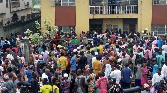 Suspected 'Badoo' Cult Members Arrested In Lagos