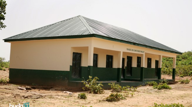 BudgIT Tracka discovers incomplete construction of classrooms in Kadna community