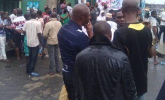 Violence breaks out in Odi-Olowo LCDA, electoral materials hijacked