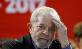 Brazil's ex-president jailed for corruption, money laundering