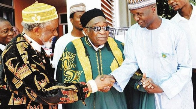 Maitama Sule's body arrives Kano for burial