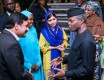 Malala visits Osinbajo at Aso Rock