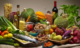 To treat depression, researchers recommend eating vegetables, fruits, fish