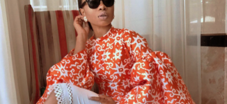STYLE FOCUS: Mocheddah is too sleek to match