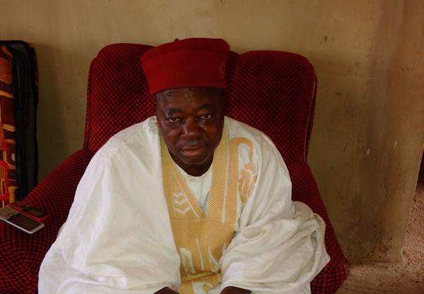 Musa Adogo, Orozo village head