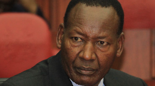 Joseph Nkaissery passes on at the Karen Hospital