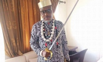 Brother of IPOB leader to army: Release Nnamdi Kanu's corpse if you have killed him