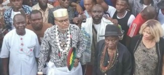 No judge can stop me from speaking, says Nnamdi Kanu