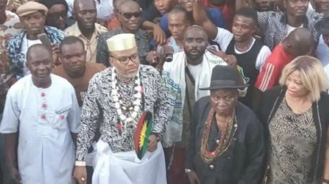 Nnamdi Kanu : IPOB leader has a mental problem - Abubakar Tsav
