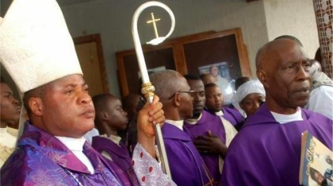 Despite Pope's intervention, 'rebellious' priests frustrate Okpaleke out of Ahiara diocese