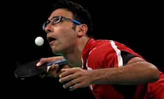 Egypt's Assar overcomes Aruna Quadri to win ITTF Africa Cup