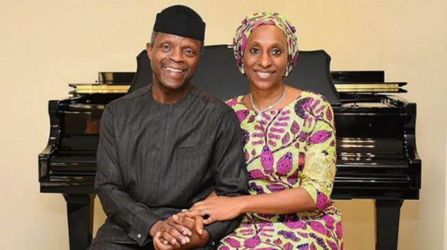 Acting President Osinbajo visits N-Power call centre in Abuja