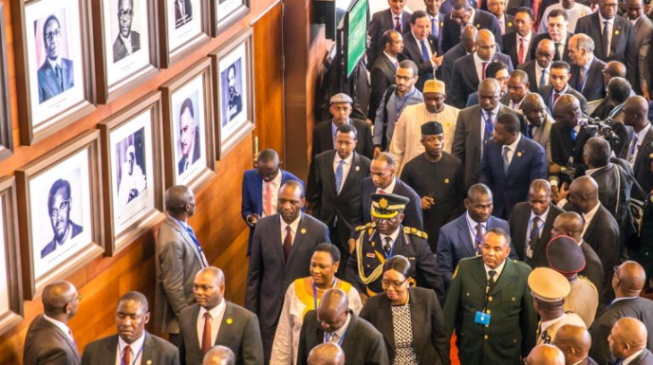 Acting President Osinbajo Leaves For Ethiopia To Attend AU Summit (Details)