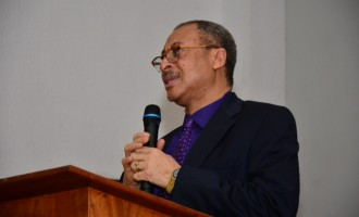 Utomi says every Nigerian must be involved in the country's branding process