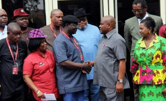 You are now politicians, Wike tells Labour leaders