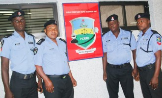 IGP fires four policemen for extortion