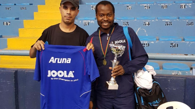 Quadri overcomes Omar Assar to qualify for ITTF World Cup