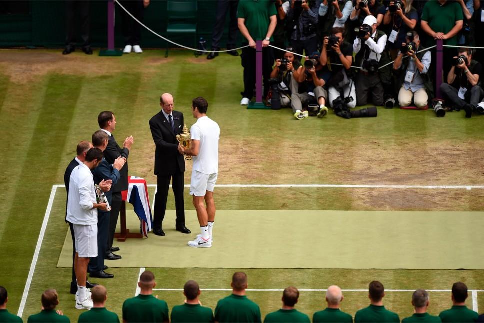 Champions of Wimbledon