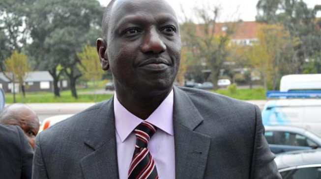 Gangsters attack DP William Ruto's Sugoi home