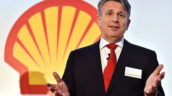 Shell CEO admits threat on oil, says his next car will be electric