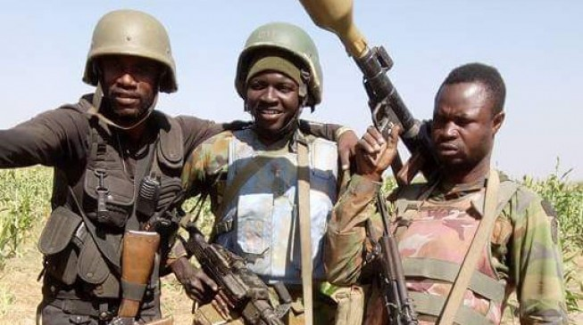 Fleeing Boko Haram Terrorists Nabbed In Damaturu