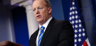Sean Spicer, White House press secretary, resigns