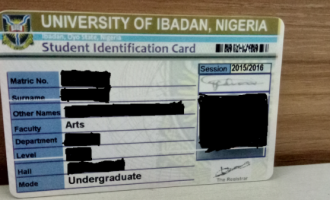 Two months after students' protest, UI to begin ID card processing