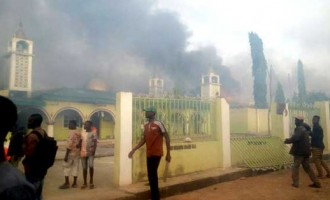 UNIOSUN protest: Rampage brought under control, police say