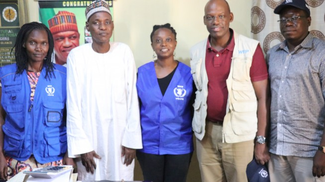 WFP, FAO, Yobe seek to ensure zero hunger in the northeast