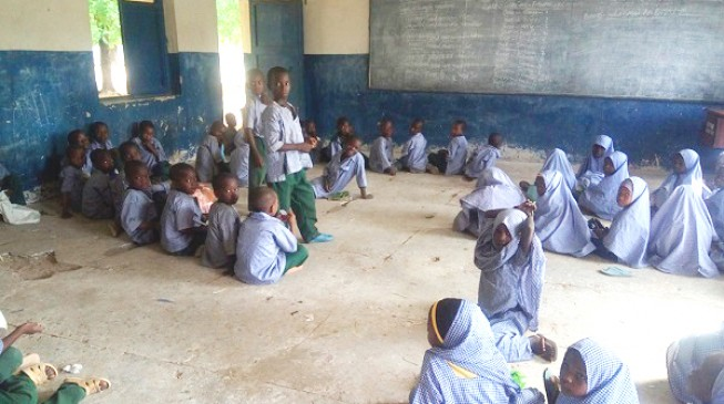 Zamfara awards contracts for rehabilitation of primary schools
