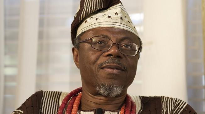 Dr. Toyin Falola